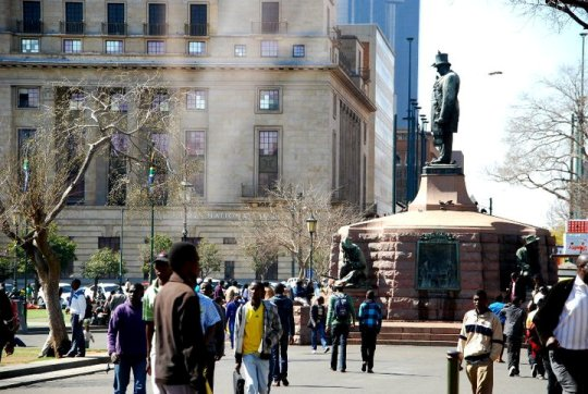 South Africa Travel – The administrative capital - Pretoria